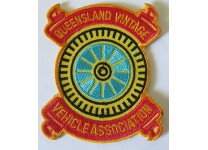 Circular Cloth Badge