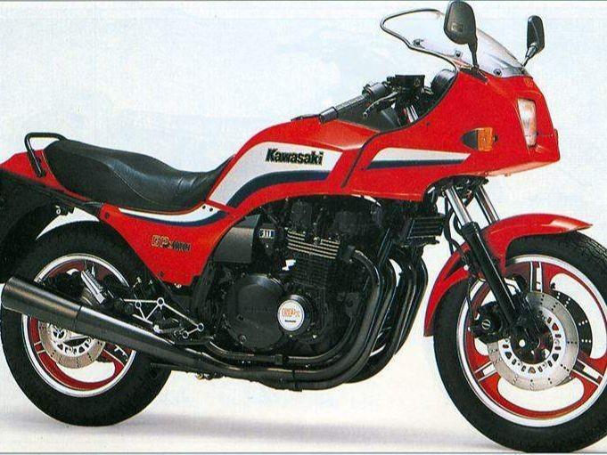 1985 Kawasaki CPZ1100