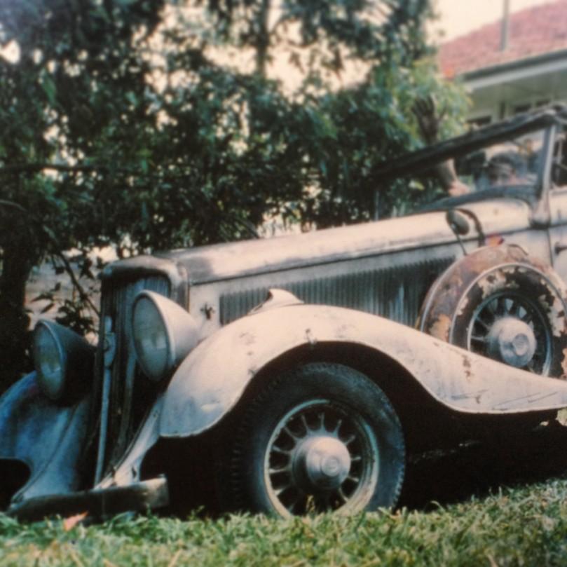 1933 Studebaker President (model 82)