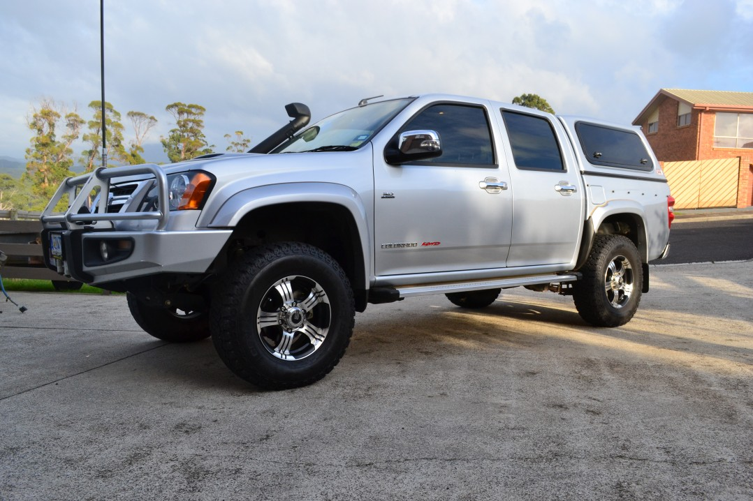 2009 Holden COLORADO LT-R (4x4)
