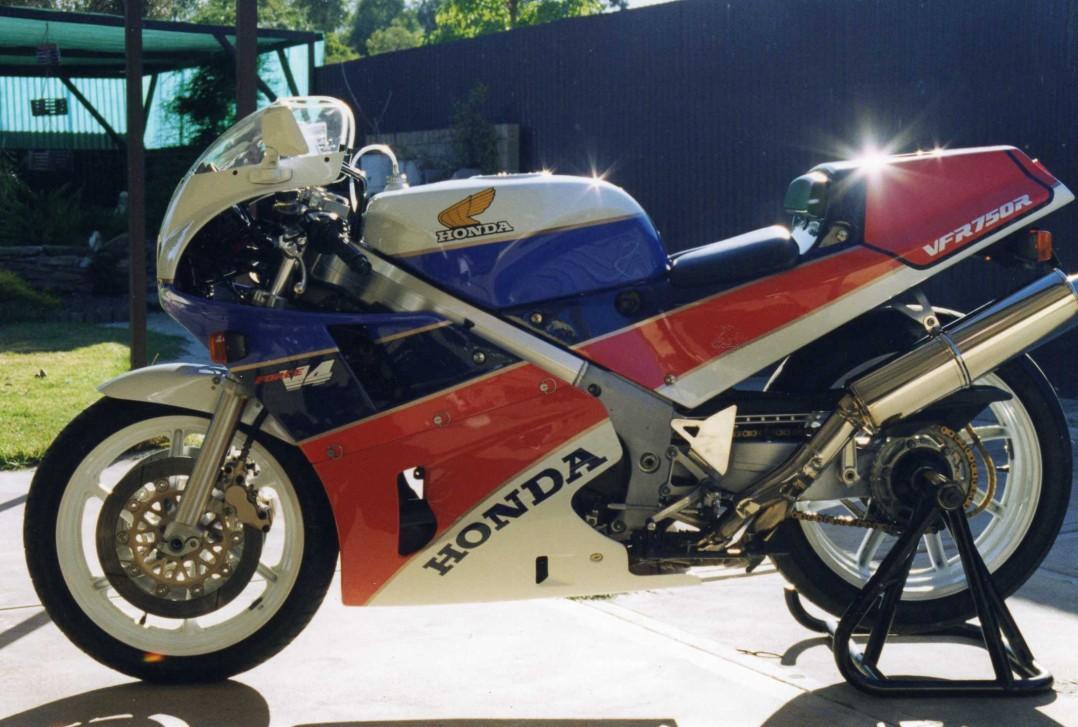 1988 Honda VFR750R