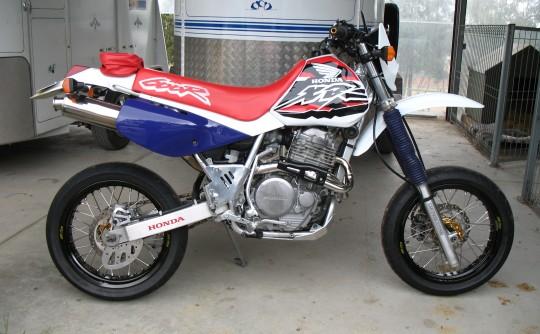 1995 Honda XR600R