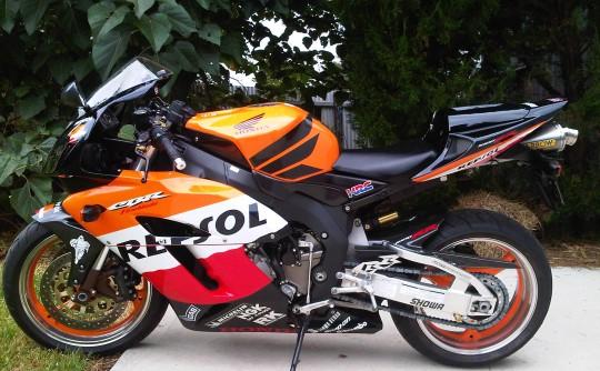 2005 Honda CBR1000RR Doohan Replica