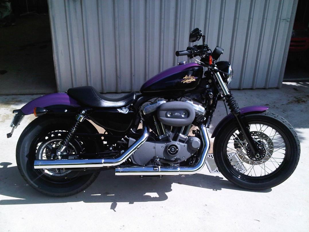 2011 Harley-Davidson Nightster