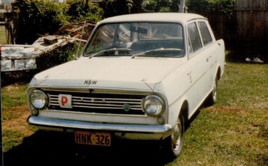 1965 Vauxhall HA Viva Deluxe