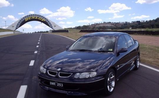 1997 Holden HBD Clubsport AC