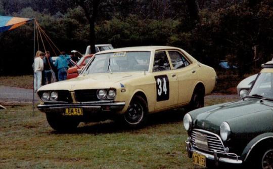 1976 Toyota MK II Corona