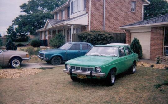 1976 Holden LX Torana S