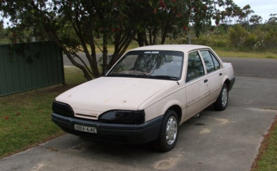 1988 Holden JE Camira