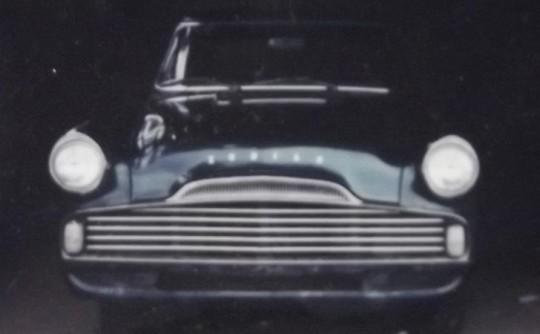 1959 Ford Mk II Zodiac