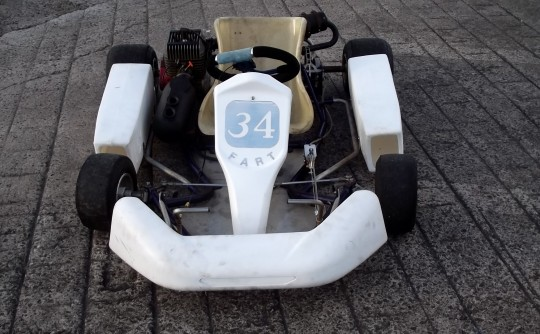 2005 PDA Chassis Go-Cart