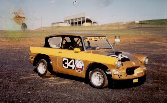1967 Ford Anglia
