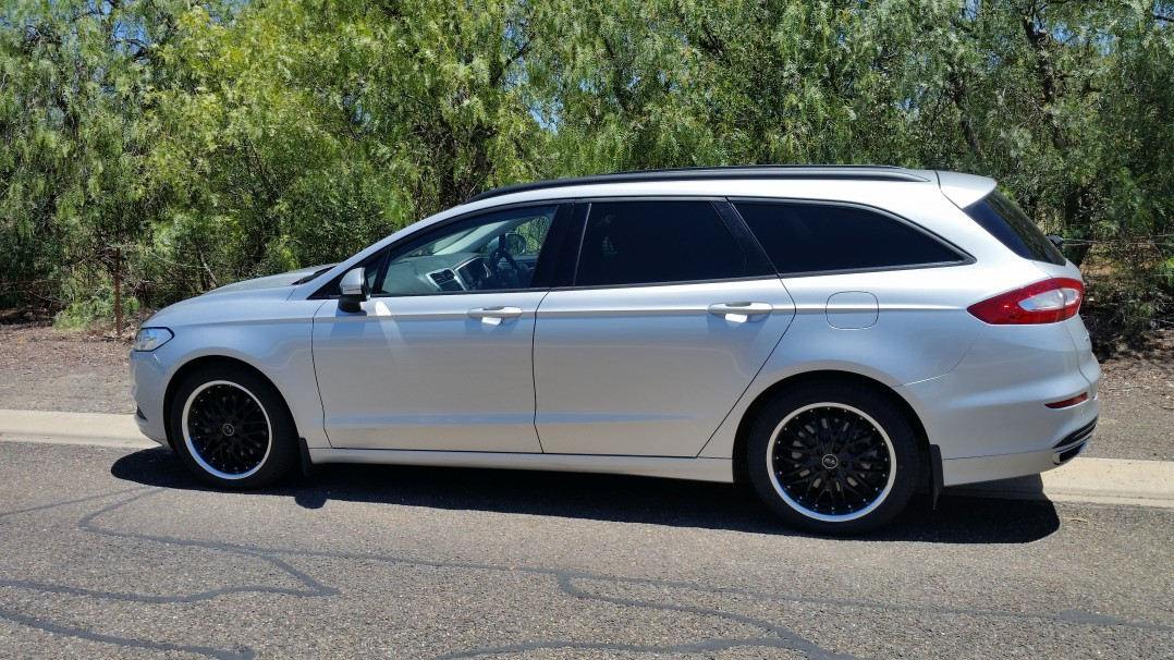 2016 Ford MONDEO LX TDCi