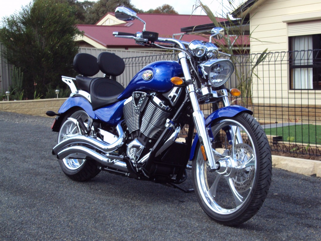 2008 Victory Vegas (Low)