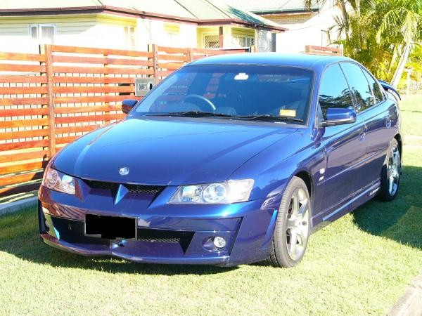 2004 Holden Special Vehicles Clubsport Special Edition