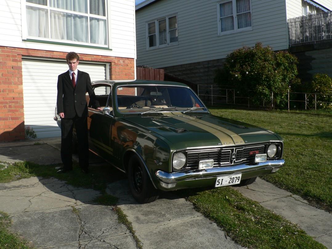 1969 Holden HT GTS Monaro