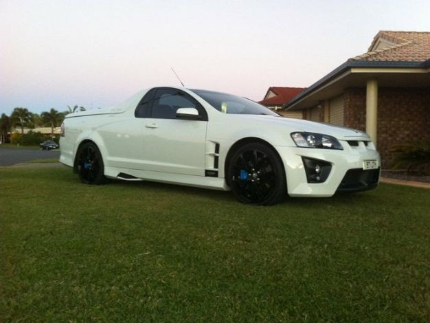 2007 Holden Special Vehicles Maloo