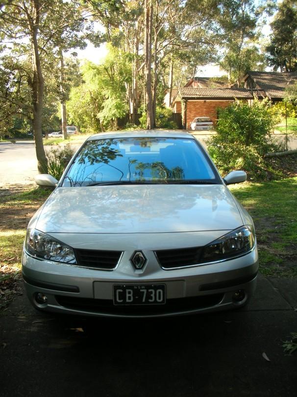 2007 Renault LAGUNA 2.2 dci