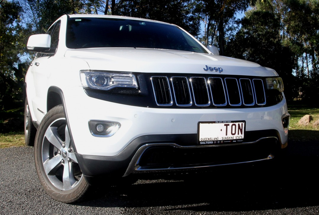 2014 Jeep GRAND CHEROKEE LIMITED (4x4)