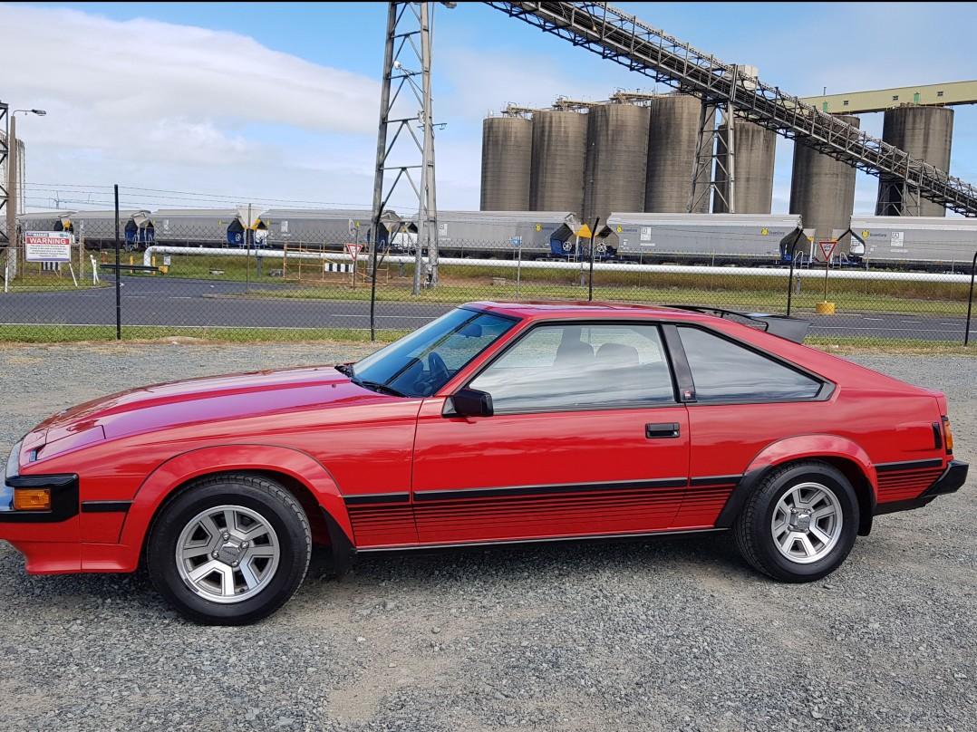 1983 Toyota Celica Supra
