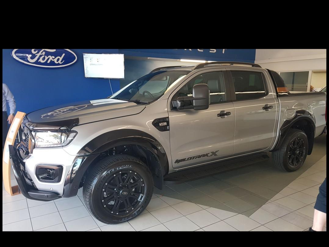 2021 Ford RANGER WILDTRACK (4x4)