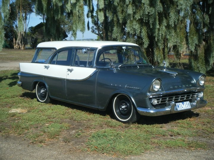 1960 Holden FB