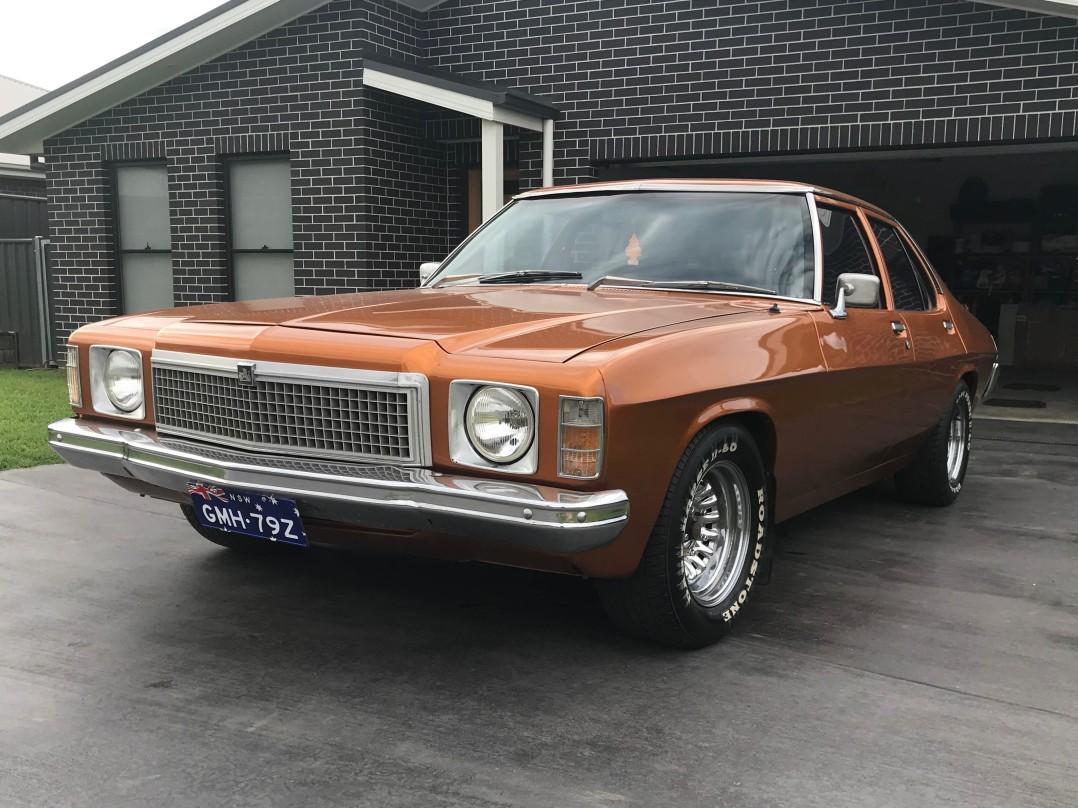 1979 Holden KINGSWOOD SL