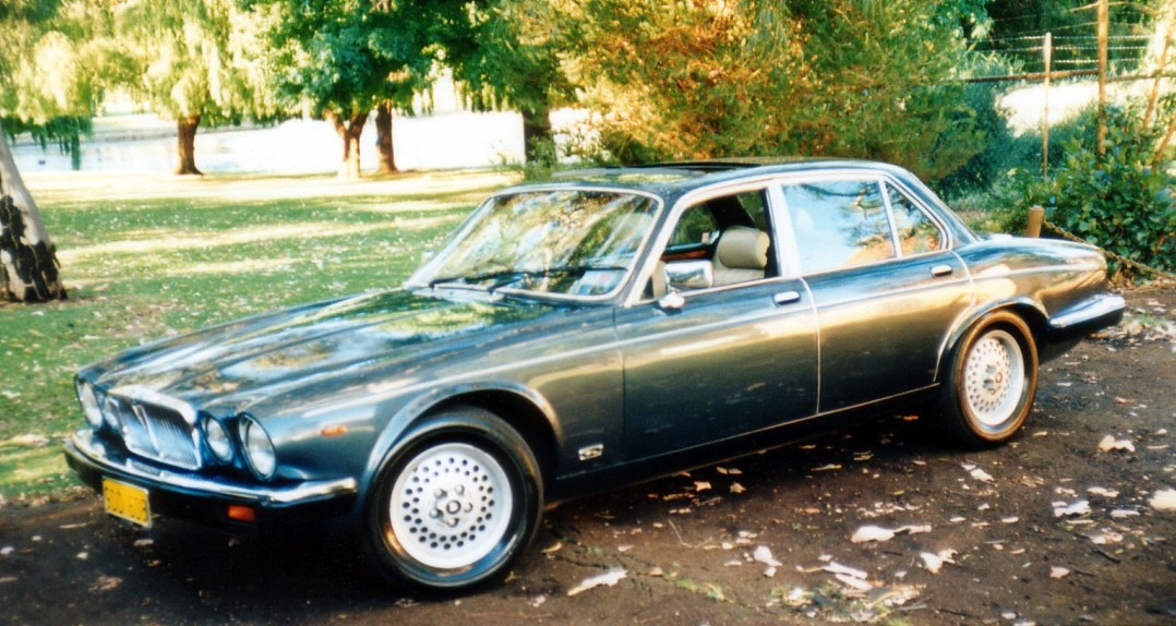 1984 Jaguar Sovereign