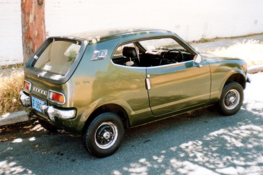 1973 Honda Z360 Hardtop