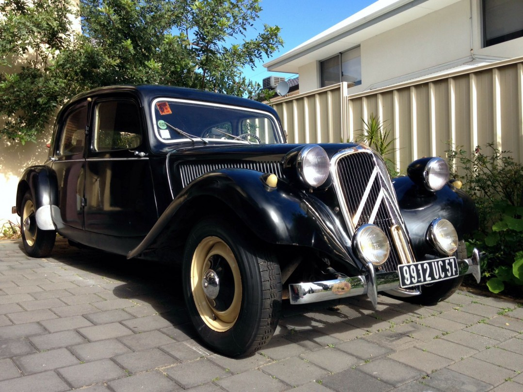 1955 Citroen 11B Traction Avant
