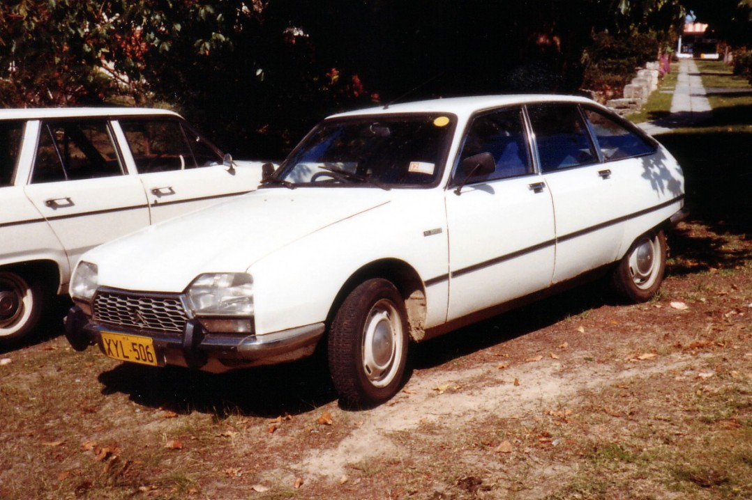 1975 Citroen GS 1220 Club