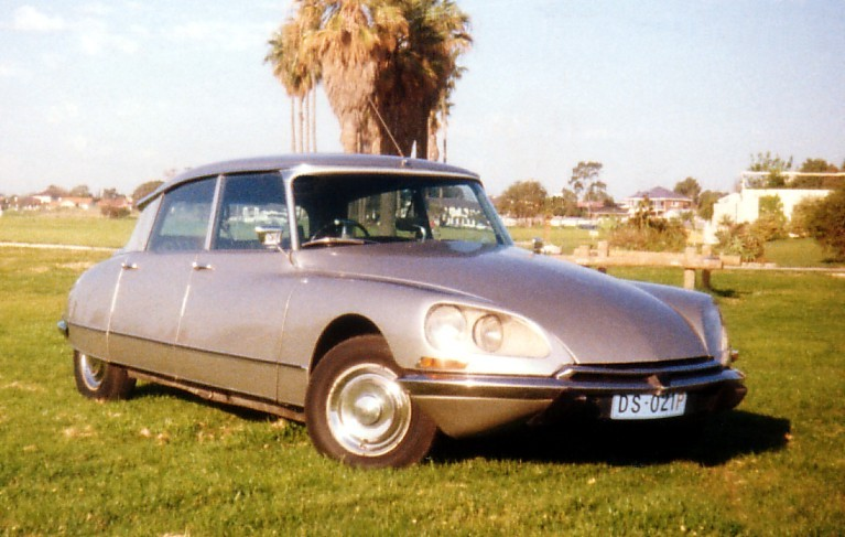 1969 Citroen DS21 Pallas