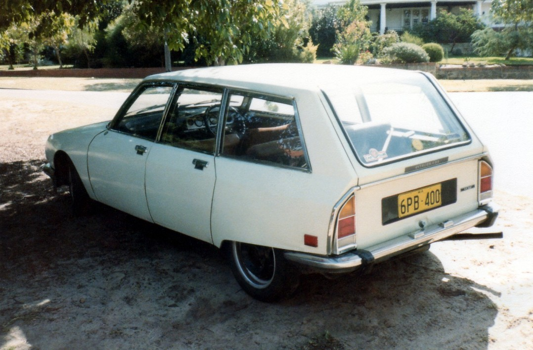 1973 Citroen GS 1220 Club Wagon