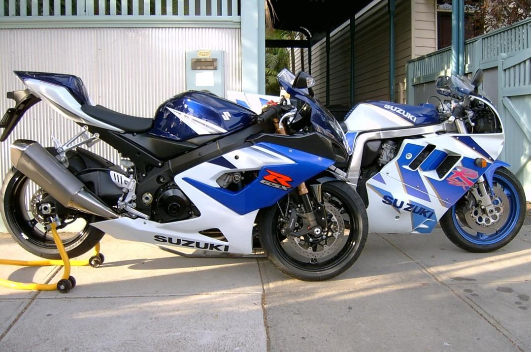 2005 Suzuki GSXR1000
