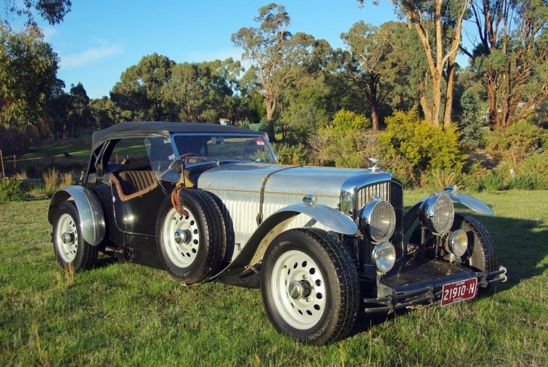 1949 Bentley Mallalieu Special