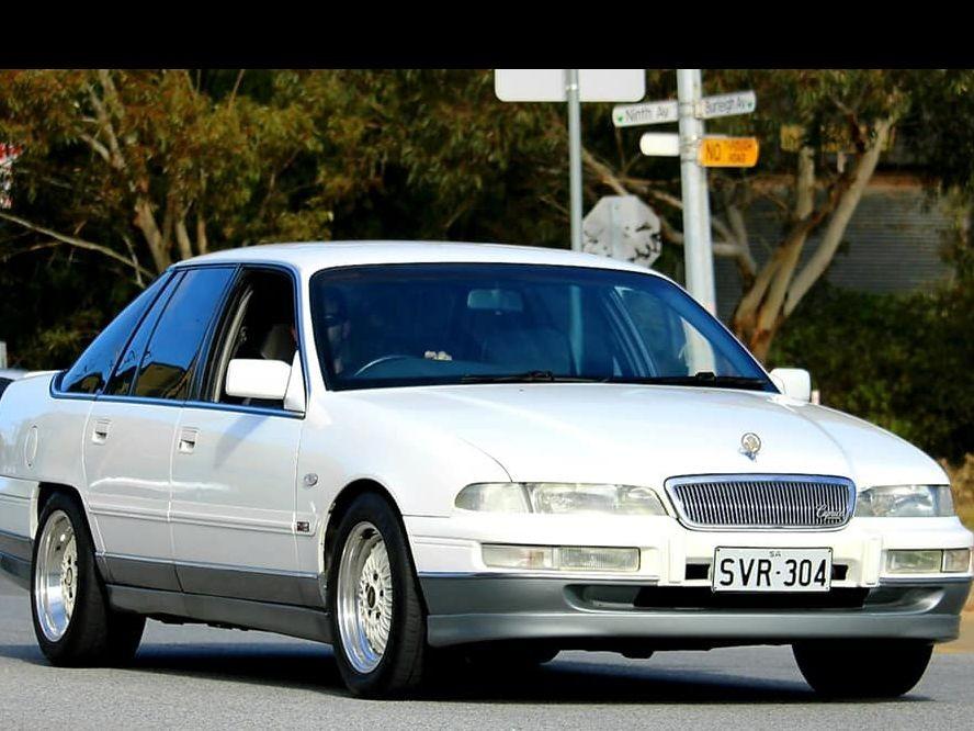 1994 Holden STATESMAN 185i