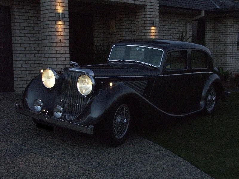 1948 Jaguar 3.5 Litre