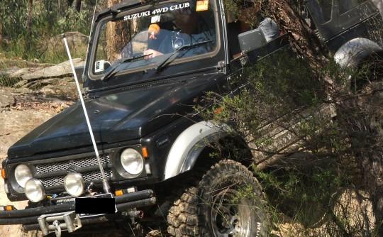 1993 Suzuki SIERRA (4x4)