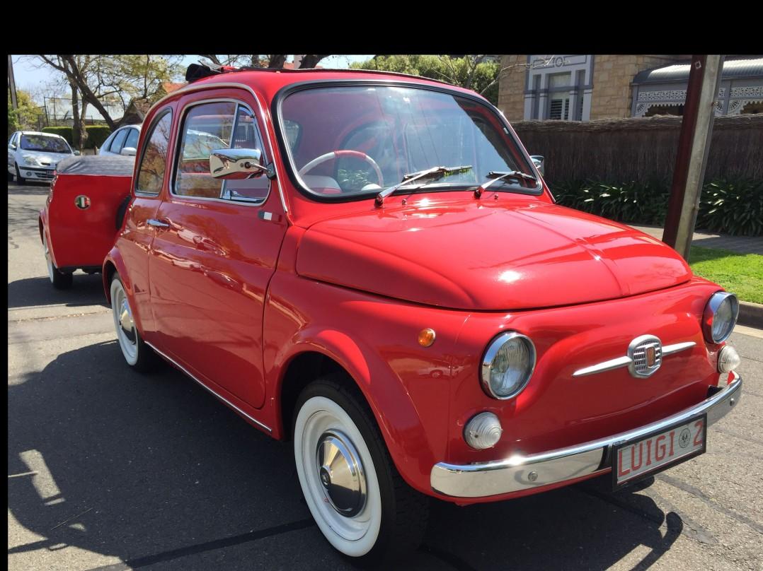 1969 Fiat Bambino