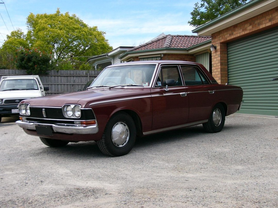 1969 Toyota CROWN DELUXE