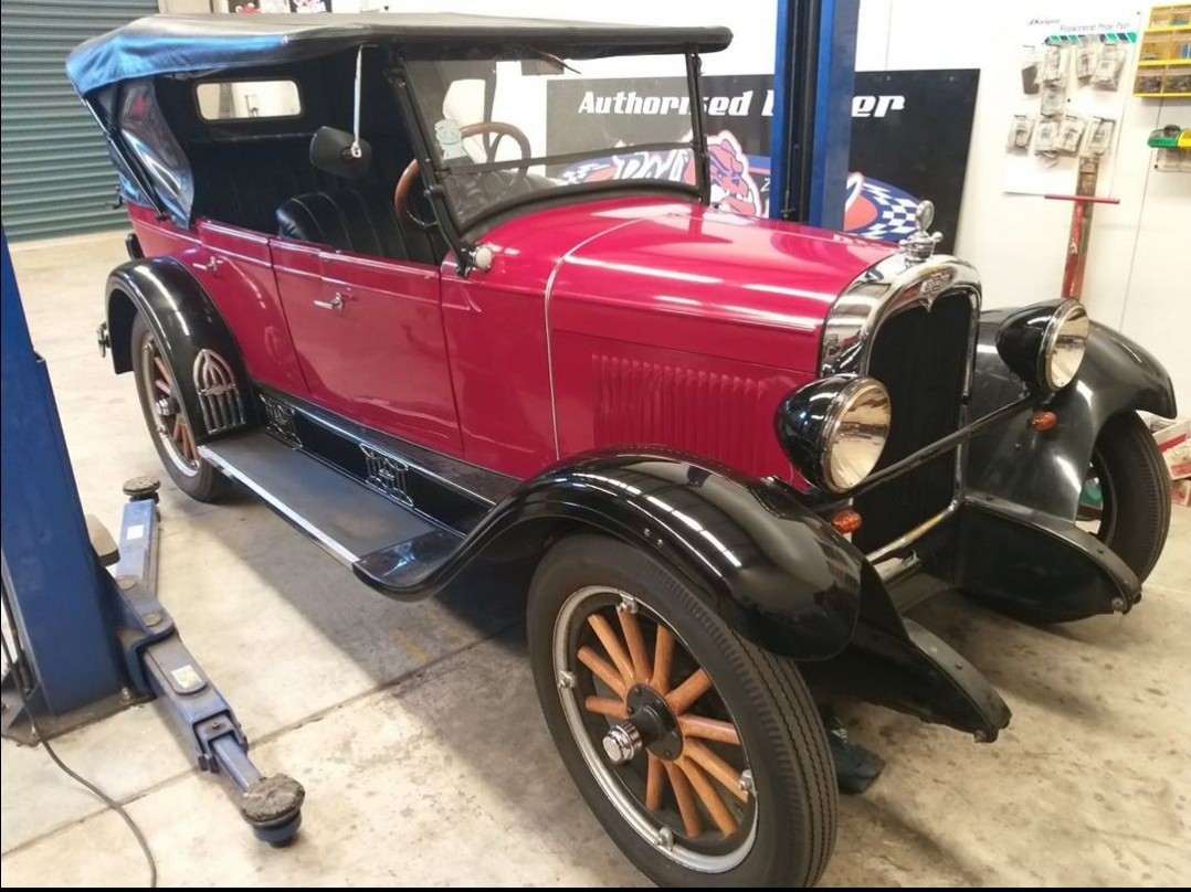 1927 Chevrolet capitol AA