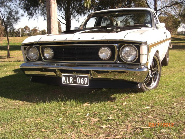1969 Ford XW Falcon
