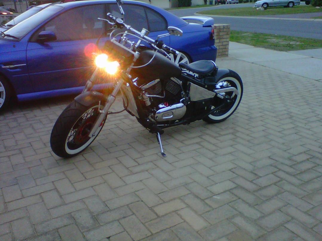 2001 Kawasaki VN 800