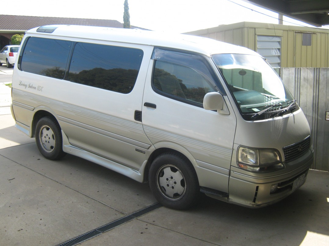 1998 Toyota Custom G