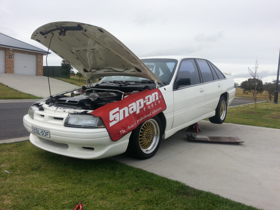 1991 Holden COMMODORE