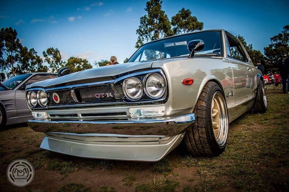 1970 Datsun Kgc10 skyline