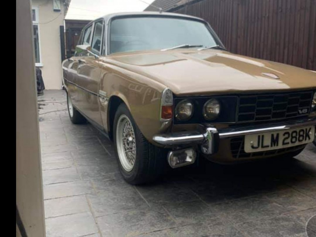 1974 Rover 3500