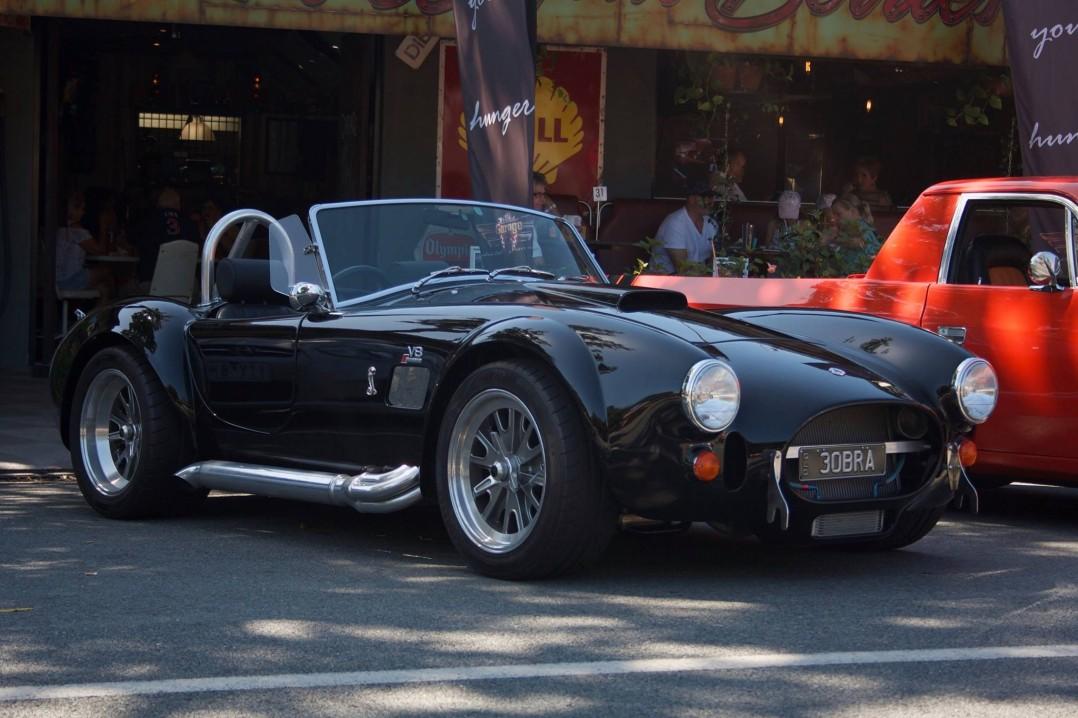 2008 AC Cobra Cobra
