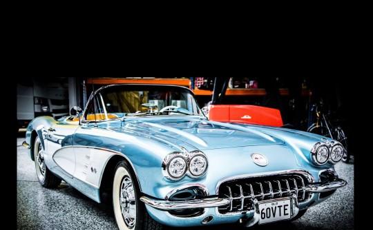 1960 Chevrolet CORVETTE STINGRAY