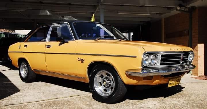 1975 Chrysler CENTURA GL